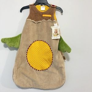 "Baby Aspen ""my little night owl"" Snuggle Sack"